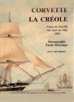 La Creole, 1838 + чертежи (fr)