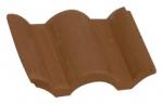 Черепица фламандская, масштаб 1:10, 25 шт