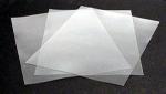 Прозрачный пластик 0,13 мм, 3 листа 15х30 см