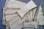 Набор парусов для HMS Victory 1:98
