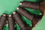 Нить для моделей Amati, черная 0,75мм х 20м