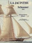 La Jacinthe Schooner, 1825 + чертежи