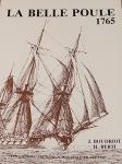 La Belle-Poule (Fregate), 1765 + чертежи (fr)