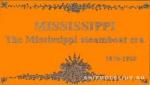 Табличка 115х65 мм Mississippi
