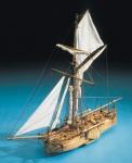 Dutch GUN Boat N2 масштаб 1:43