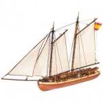 Principe DE Asturias (катер) масштаб 1:50