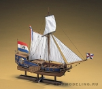 Golden Yacht масштаб 1:50