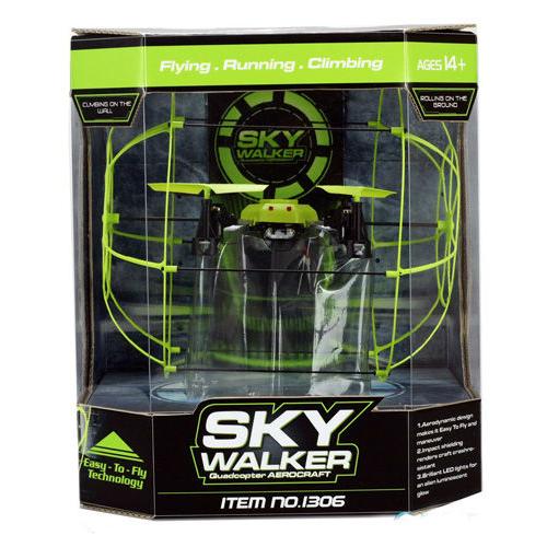 Радиоуправляемый квадрокоптер SkyWalker 2.4GHz