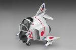 Склеиваемая пластиковая модель самолета EGG Plane F-4 Phantom II, масштаб 1:24