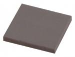 Набор черных плиток, масштаб 1:10, 25 шт