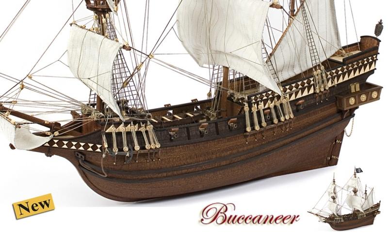 Buccaneer масштаб 1:100