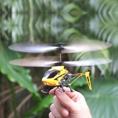 Радиоуправляемый вертолет Syma S107 Gyro с гироскопом