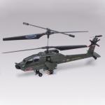 Радиоуправляемый вертолет Syma S023G Apache AH-64 Gyro с гироскопом