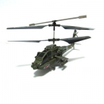 Радиоуправляемый вертолет Syma S109 Apache AH-64 Gyro с гироскопом