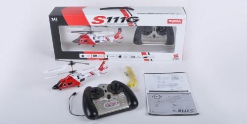 Радиоуправляемый вертолет Syma S111G Gyro с гироскопом