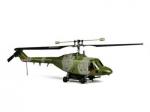 Однороторный средний вертолет Westland Lynx, 4ch+GYRO, 2.4G