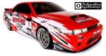 Дрифт 1/10 - E10 Nissan S-13/DISCOUNT Tire Body (NEW)