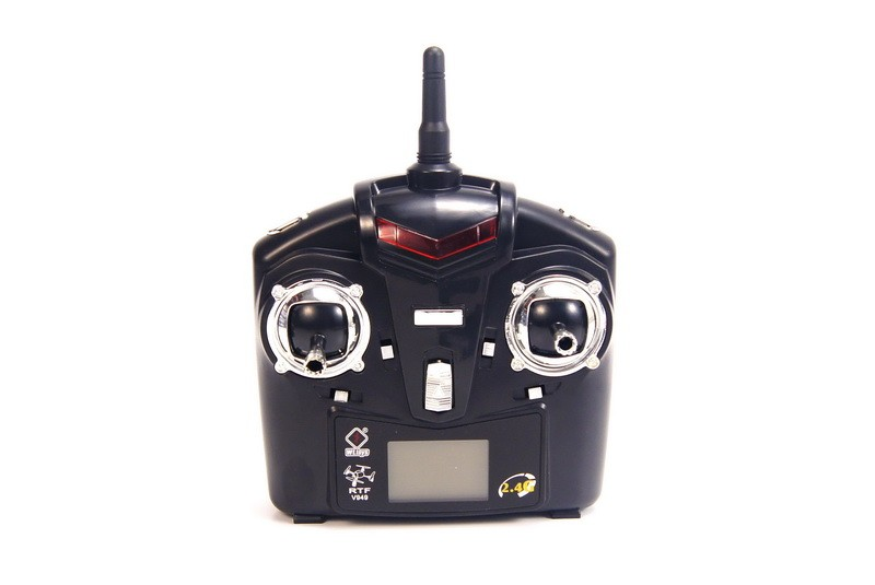 4 ch quad copter with LED