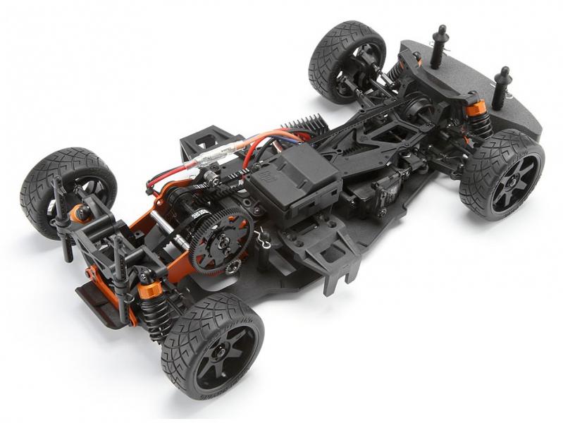 Кузов радиоуправляемой модели