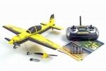 Радиоуправляемая модель электро самолета Nine Eagles YAK-54 2.4GHz RTF (yellow)