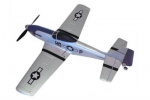 Радиоуправляемый самолет Nine Eagles P51 Mustang 2.4GHz RTF