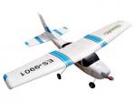 Радиоуправляемая модель электро самолета Easy-Sky Micro Cessna 2.4GHz RTF (синий)