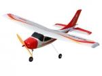 Радиоуправляемая модель электро самолета Easy-Sky Micro Cessna 2.4GHz RTF (красный)