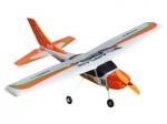 Радиоуправляемая модель электро самолета Easy-Sky Micro Cessna 2.4GHz RTF (оранжевый)