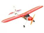 Радиоуправляемая модель электро самолета Easy-Sky Piper J3 Cub 2.4GHz RTF (красный)