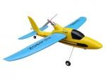 Радиоуправляемая модель электро самолета Easy-Sky Sport Plane 2.4GHz RTF (желтый/синий)