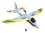 Радиоуправляемая модель электро самолета Easy-Sky Sport Plane 2.4GHz RTF (белый с желтым)