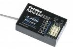 4-ch приёмник Futaba R2104GF 2.4Ghz S-fhss для передатчика Futaba 4PLG