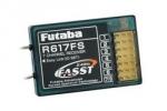7-ch приёмник Futaba R617FS 2.4Ghz Fasst