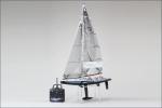 Радиоуправляемая модель яхты Fortune 612 II 2.4GHz RTR