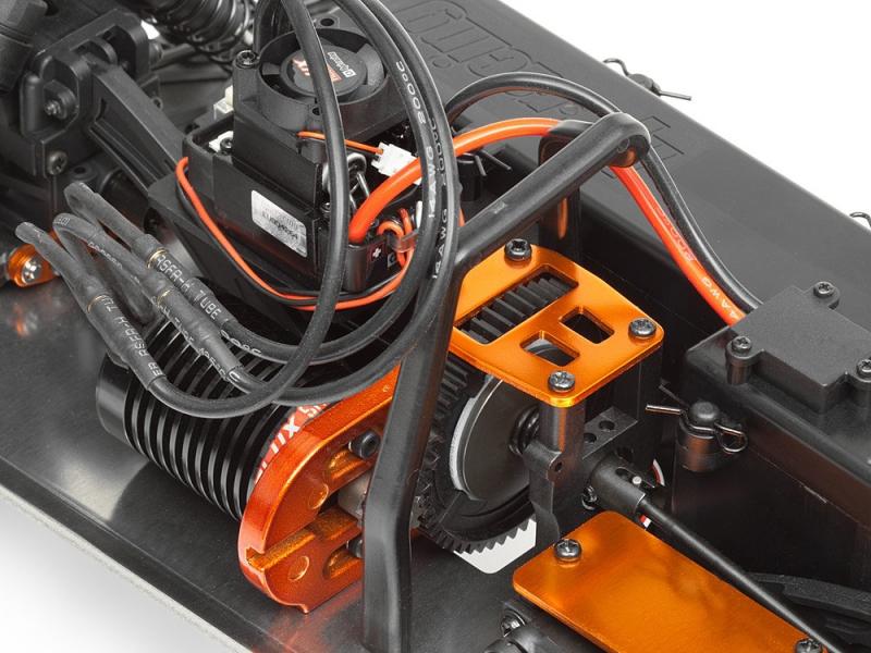 Монстр 1/10 электро - Bullet MT Flux RTR 2.4 GHz (влагозащита) 4WD (NEW)