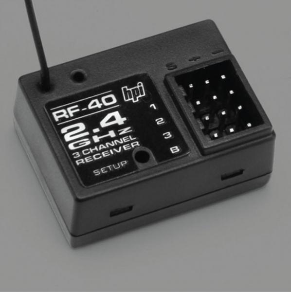 Радиоуправляемая модель Трагги HPI E-firestorm 10T DSX-2 2wd RTR 1:10 (влагозащита) 2.4GHz