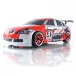 Радиоуправляемая модель электро Туринг HSP Flying Fish 2 4WD 1:10 2.4Ghz (LiPo) BMW