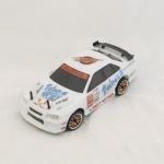 Радиоуправляемая модель электро Туринг Flying Fish 2 4WD 1:16 2.4Ghz (Nissan Skyline/белый)