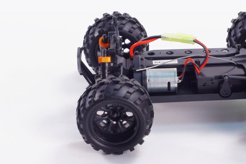 Радиоуправляемая машина HSP Knight MT 1/18