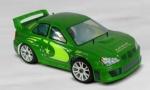 Радиоуправляемая модель On-road Touring Car HSP электро Blue Rocket 3 4WD 1:8
