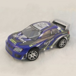 Радиоуправляемая модель On-road Touring Car HSP электро Blue Rocket 3 4WD 2.4GHz 1:8 (LiPo)