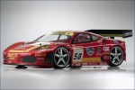1/10 Ferrari F430 GT (Red&Yellow)
