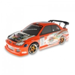 FLYINGFISH1,1/10 Drift Car,W/Ni-Mh 7.2V 1800mAh Battery,W/2.4Ghz Transmitter(#80226G),W/CE Charger,