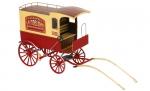 Las Ramblas фургон масштаб 1:10