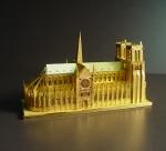 Металлический конструктор Собор Парижской Богоматери