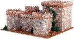 Средневековый Замок №2 масштаб 1:100