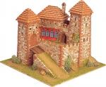 Средневековый Замок №6 Coreva масштаб 1:65