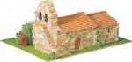 Церковь Арениалс ДЕ Эбро Xiii В масштаб 1:50