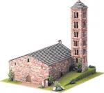 Церковь САН Климент ДЕ Таул масштаб 1:84