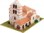 Церковь САН Сальвадор XII В масштаб 1:80